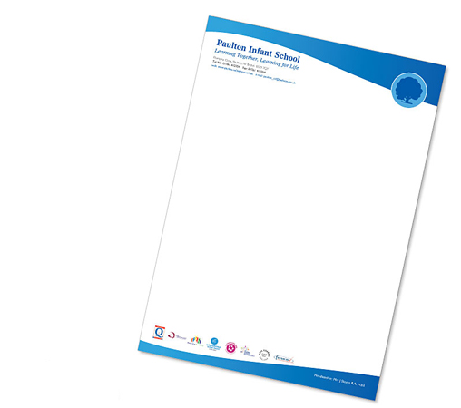 School letterheads portfolio for school prospectus pricing click here thecheapjerseys Image collections