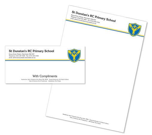 School Letterhead Template  SaveBtsaCo